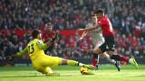 Манчестър Юнайтед - Ливърпул 0:0, три принудителни смени за домакините!