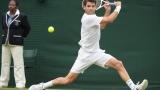 Григор не е губил от тенисист под №37 в ранглистата тази година