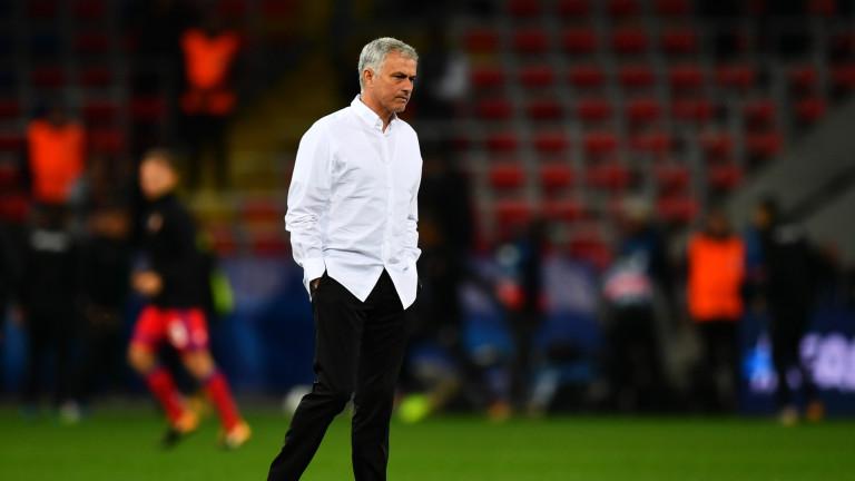 Мениджърът на Манчестър Юнайтед - Жозе Моуриньо коментира решението на