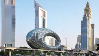 Музеят на бъдещето в Дубай ще бъде най-футуристичната сграда, която сте виждали (СНИМКИ)