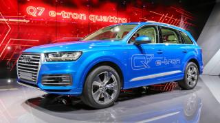 Audi e-tron получи награда за най-сигурен електромобил от щатска организация