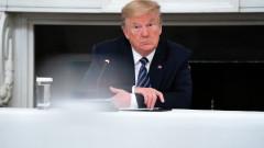 Тръмп: Не бързаме за следващи финансови мерки