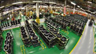 WDP строи склад за €40 милиона в Румъния за Pirelli