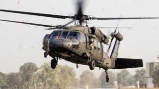 22 войници са ранени след като хеликоптер издуха палатката им в Калифорния