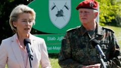 Урсула фон дер Лайен: Кибератаките са най-голямата заплаха за сигурността