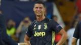 Кристиано Роналдо с минимално наказание, излиза срещу Манчестър Юнайтед в Шампионската лига