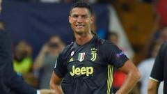 Роналдо с минимално наказание, излиза срещу Юнайтед в Шампионската лига