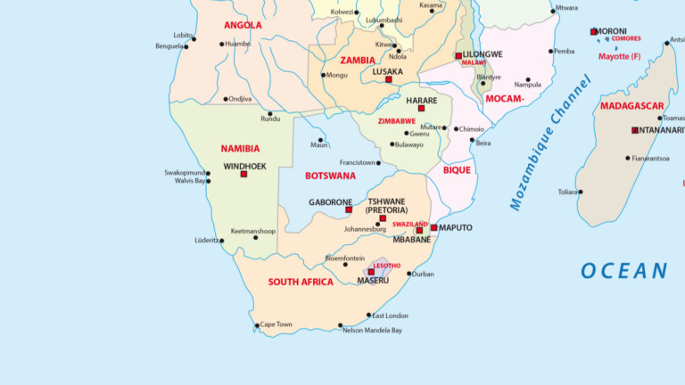 Намибия иска руски военни съветници за армията си