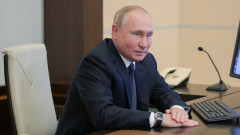 Путин отново призова руснаците да се вaксинират за да се предпазят от Covid