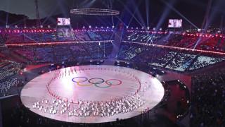 Зрелищно откриване на Олимпийските игри в ПьонгЧанг