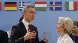 Военното присъствие в Източна Европа - основна тема на срещата на НАТО