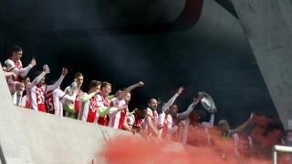 Аякс спечели рекордна 35-та титла на Нидерландия