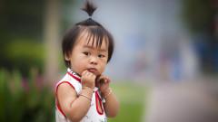 Китай разреши до три деца в семейство