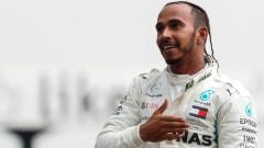 Хамилтън: Поздравления за пилотите на Ферари
