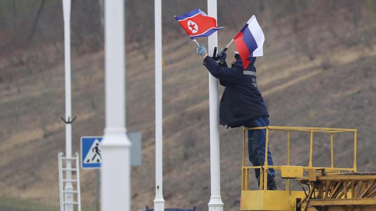 Снимка: Путин и Ким се срещат във Владивосток на 25 април?
