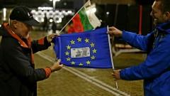 102-ра вечер на протести в София