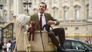 Роуън Аткинсън обмисля нов филм за Мистър Бийн