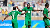Футболистите на Нигерия се окичиха с бронзовите медали