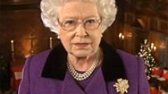 Елизабет II посети Уестминстърското абатство