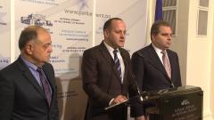 Докладът за КТБ не върши работа за наказване на виновните, опасява се Радан Кънев