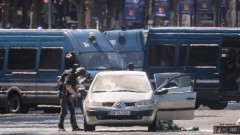 Задържаха четирима роднини и близки на атентатора от Париж