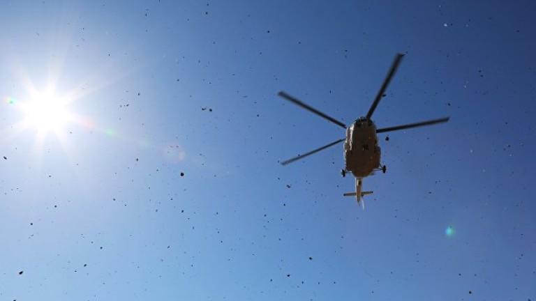 С петиция искат държавата да купи 4 медицински хеликоптера