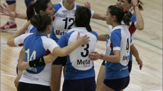 Волейболистките на Академик трети на турнира за Купата по волейбол