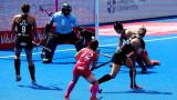 Япония поднесе сензацията на Световното по хокей на трева в Лондон