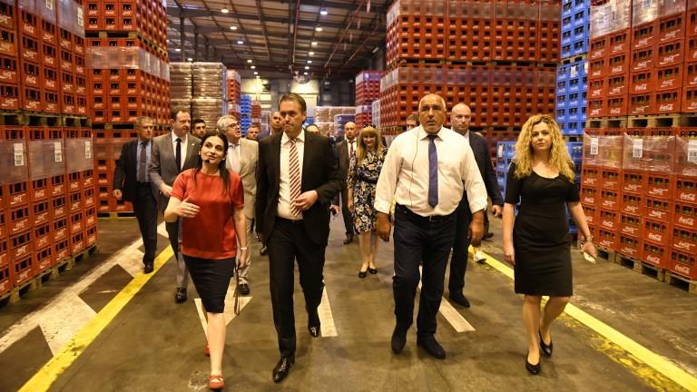Снимка: Кока-Кола разшири завода си в Костинброд с инвестиция от 40 милиона лева