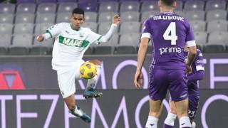 Фиорентина отново не спечели, но поне стигна до реми срещу Сасуоло