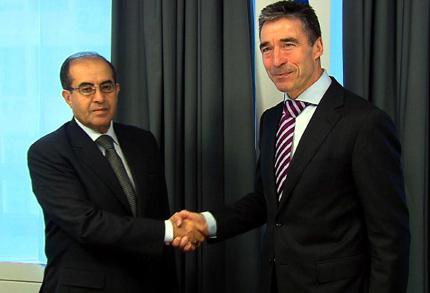 Либия обвини Расмусен в геноцид