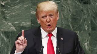 Тръмп отсече: САЩ ще предоставят чуждестранна помощ само на приятели