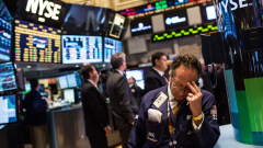 """""""Уолстрийт"""" загуби близо 2 трилиона долара през октомври"""