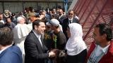 Исканията на Турция пречат на мисията на НАТО в Егейско море, обяви Ципрас