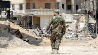 Трима руски журналисти са ранени в Сирия