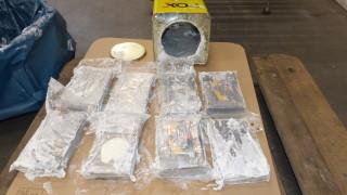 Германия и Белгия хванаха рекордните в историята на Европа 23 тона кокаин