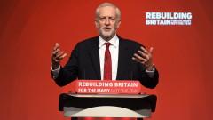 """Брекзит без споразумение – """"национална катастрофа"""", предупреди Корбин и поиска избори"""