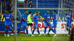Чуждестранни мениджъри следяха изявите на играчи по време на мача Левски - Славия