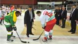Хокей на лед приключението на България в Южна Африка