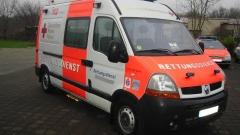 Тежка катастрофа между влак и автобус в Германия, най-малко деветима ранени