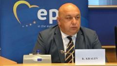 Министър Кралев в Европейския парламент: България e aктивен партньор в борбата с корупцията в спорта