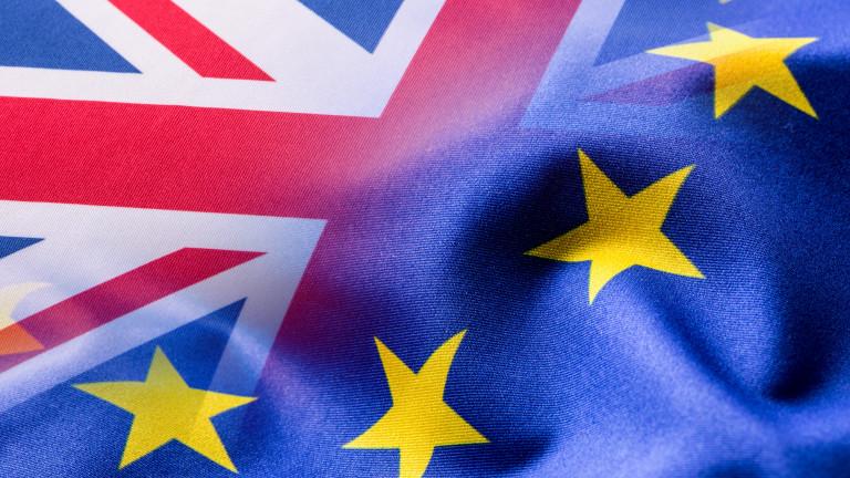 Има рекорден спад  на търговията между Великобритания и ЕС