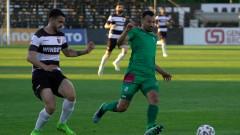 Локомотив (Пловдив) - Берое 0:0 (Развой на срещата по минути)