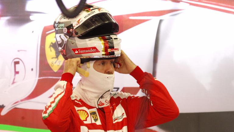 Себастиан Фетел пропуска днешните тестове в Барселона заради заболяване