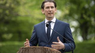 В Австрия прокуратурата погна канцлера Курц за лъжи, свързани с корупция