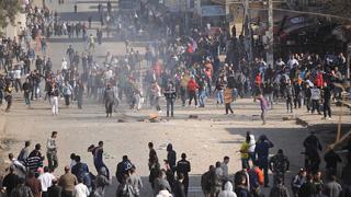 Алжирски младежи въстанаха срещу немотията