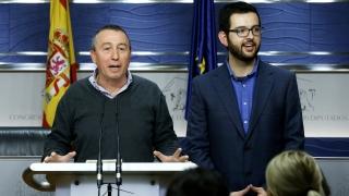 Левите в Испания започнаха преговори за коалиционен кабинет