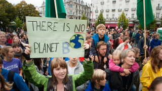 Напрежението между световните сили възпрепятства борбата с климатичните промени