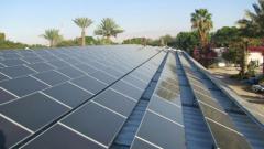 Фалира водеща американска компания за слънчеви панели