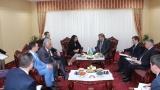 Узбекистан с интерес към наши текстилни и фармацевтични технологии